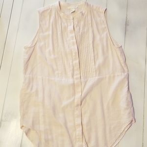 H&M Baby Pink Blouse